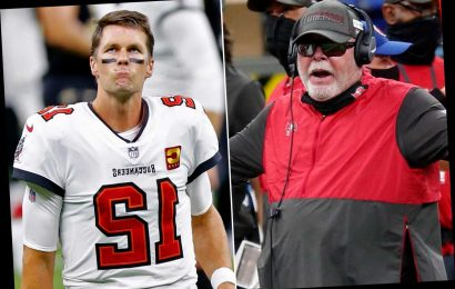 Bruce Arians doesn't hold back on Tom Brady: 'Bad decision'