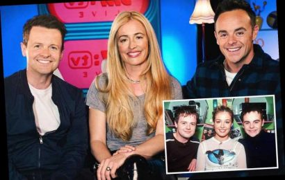 'Excited' Ant and Dec reunite with Cat Deeley as they share first look at SM:TV Live reunion