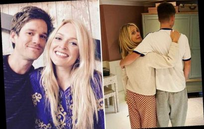 Fearne Cotton shares rare photos of stepson Arthur in emotional tribute as he leaves home for University