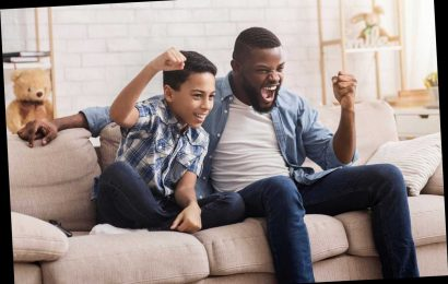 Modern parents use football statistics, road signs and shopping trips to improve kid's maths skills, research reveals
