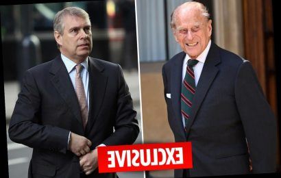 Scandal-hit Prince Andrew 'airbrushed' out of Philip's 100th birthday celebrations