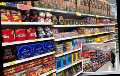 Home Bargains, B&M and Tesco are already selling Christmas decorations, presents and chocolate & people are gobsmacked