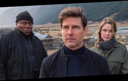 'Mission: Impossible 7' Behind-the-Scenes Image Teases Tom Cruise's Latest Attempt to Cheat Death