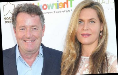 Who is Piers Morgan's wife Celia Walden? – The Sun