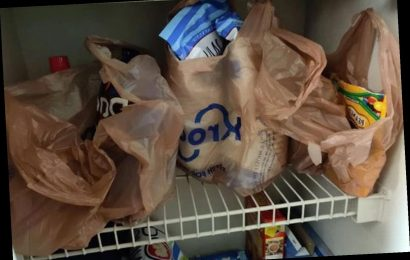 Infuriated bloke shares how his girlfriend puts away their groceries and people instantly tell him to dump her