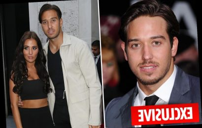 Towie's James Lock reveals he's ditched partying and booze to rescue rocky relationship with 'pregnant' Yazmin Oukhellou