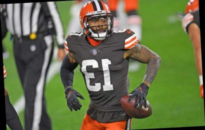 Odell Beckham is accepting his surprising Browns reality