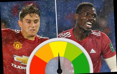 Man Utd ratings: Pogba reminds Solskjaer of talents, Mata sparkles but James needs loaning out