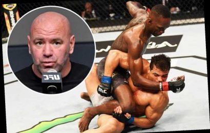 UFC chief Dana White slams Paulo Costa's 'weird' performance on Fight Island after Adesanya's 'demolition of the year'