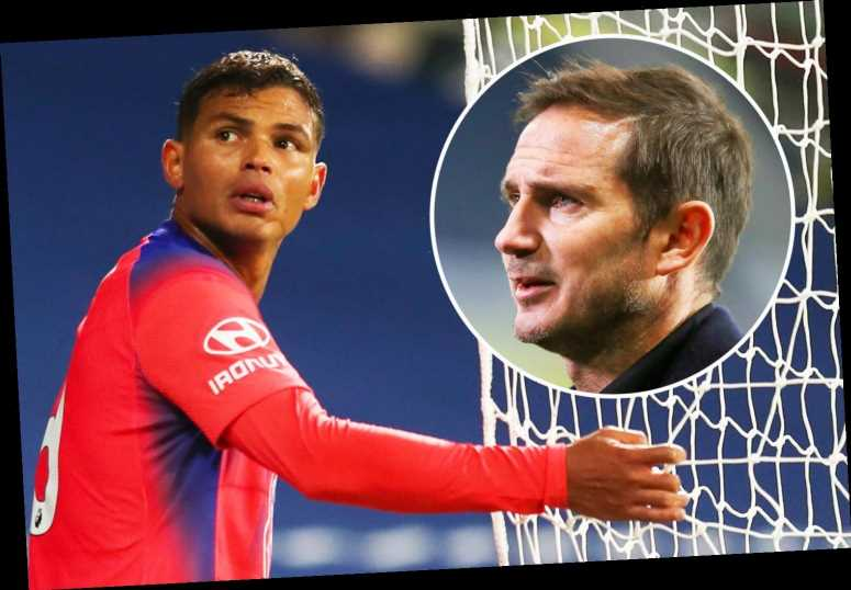 Thiago Silva not being able to speak English will NOT be problem despite horror debut, insists Frank Lampard