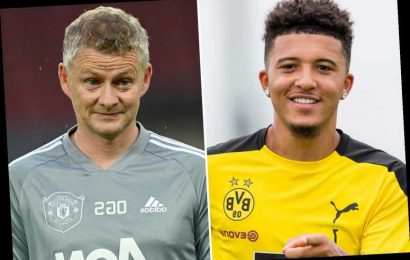 Man Utd 'make breakthrough' in Jadon Sancho chase over agent fees but must agree transfer fee with Dortmund