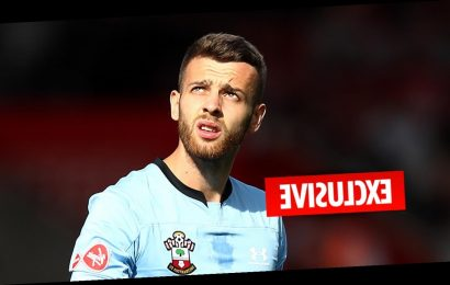 Southampton keeper Angus Gunn eyed by Stoke in loan transfer… but only if Jack Butland leaves with year left on deal