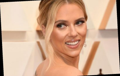 Scarlett Johansson Gave an Ex a Golden Gift With Teeth — Literally