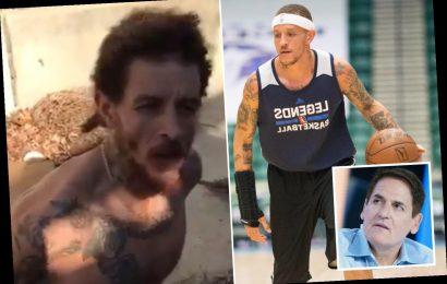 Who is Delonte West and what happened to him?