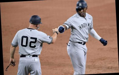 Yankees need extra innings to get past lowly Orioles