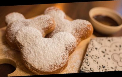 Disney Just Shared Its Beignets Recipe & They're Literally Shaped Like Mickey Mouse