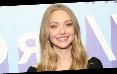 Amanda Seyfried Shares Photo Of Her Baby Bump After Welcoming Her Second Child