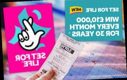 National Lottery Set For Life results: Winning numbers for Monday September 21 £10,000 a month for 30 years jackpot