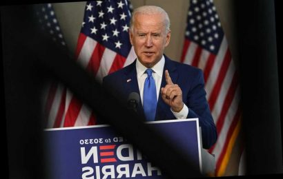 Joe Biden calls demand for list of Supreme Court nominees 'inappropriate'