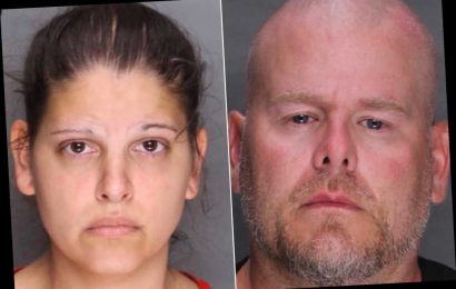 Couple charged with starving boy found dead in feces-covered bed