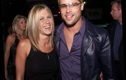 Jennifer Aniston and Brad Pitt Didn't Appreciate Fans Begging Them to Date Again