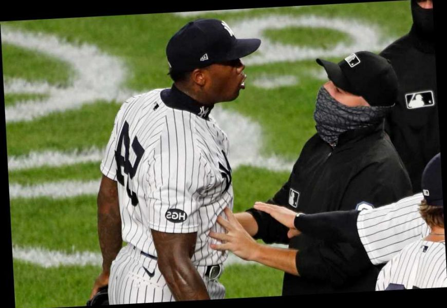 What the suspensions should be for Yankees-Rays mess