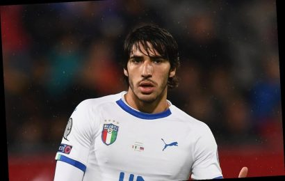 Man Utd failed in transfer bid for 'next Pirlo' Sandro Tonali as midfielder only had eyes for AC Milan, Brescia confirm