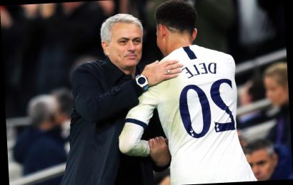 Dele Alli AXED from Jose Mourinho's Tottenham squad AGAIN for Newcastle ahead of potential PSG transfer