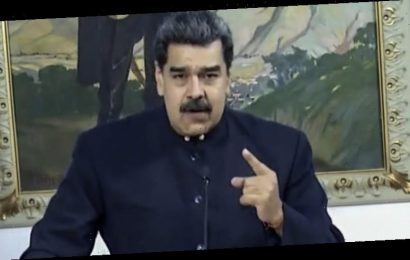 Maduro calls on UN members to rally against sanctions on his allies