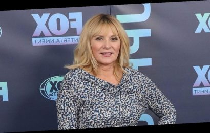 Kim Cattrall Reveals She Has 'A Longtime Crush' On a Television Robot