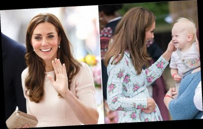 10 of Kate Middleton's must-see heartwarming moments