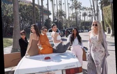 """The Kardashians Are About to Ink a Streaming Deal and Start Their """"Own Media Company"""""""