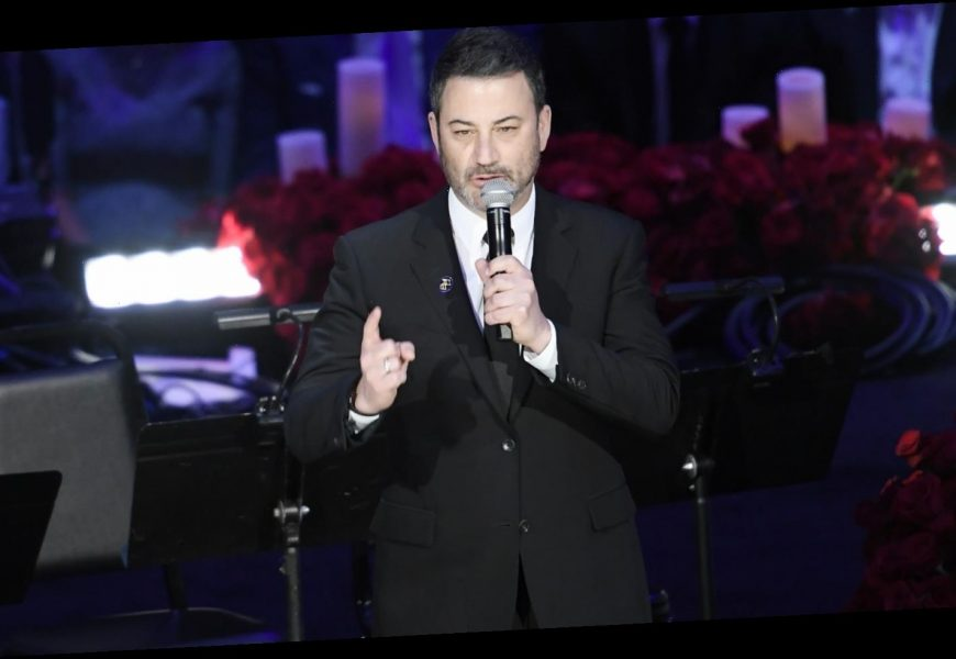 Here's how much Jimmy Kimmel is really worth