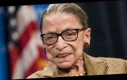 The tragic death of Ruth Bader Ginsburg