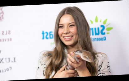 What you'll never catch Bindi Irwin wearing