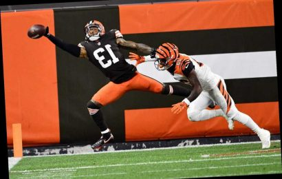 Odell Beckham Jr. trade still a possibility for Browns