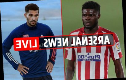 7.45am Arsenal transfer news LIVE: Aouar 'contract AGREED', Partey boost with Torreira in Atleti talks, Mustafi exit – The Sun