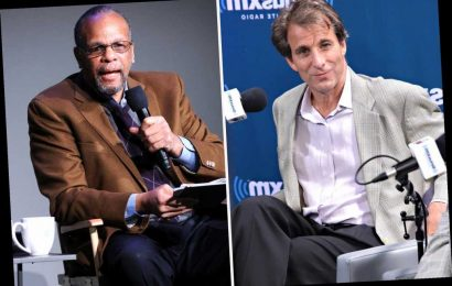 Chris Russo in heated debate with columnist: 'You're calling me a white supremacist?'
