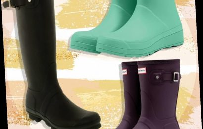 We Tracked Down the Best Deals on Hunter Rain Boots