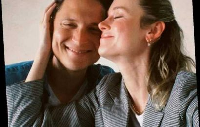 See Brie Larson and Boyfriend Elijah Allan-Blitz's Adorable Reaction to First-Ever Emmy Win