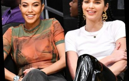 Kourtney Kardashian and Kendall Jenner on Their Different Childhoods, O.J. Simpson and More