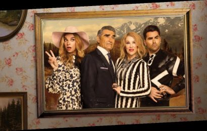 The 'Schitt's Creek' Emmys Sweep Proves the Power of Comfort TV in Terrible Times (Column)