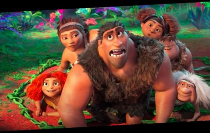 'The Croods: A New Age' Trailer: The Stone Age Meets a Modern Family