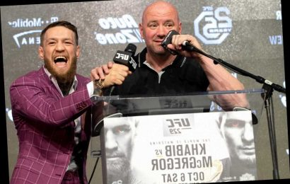 Conor McGregor, Dana White feud escalates after exposed messages broke 'man code'