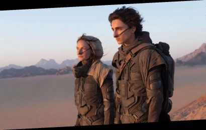 The First Dune Trailer Will Arrive Tomorrow