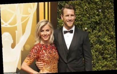 Coronavirus Lockdown Leads Julianne Hough and Brooks Laich to Try Working on Their Marriage