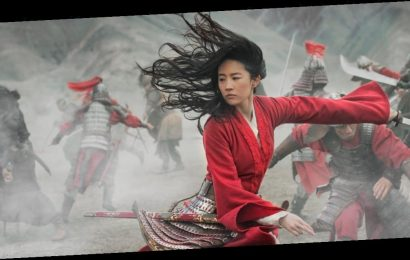 The producer of 'Mulan' hasn't given up hope that it plays in American movie theaters one day