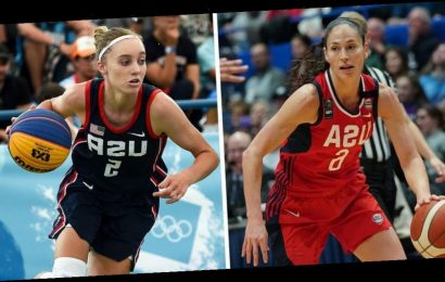 WNBA superstar Sue Bird gives college basketball's newest sensation some advice on playing at UConn under Geno Auriemma