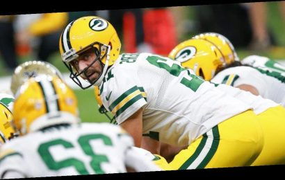 Aaron Rodgers was able to use a crafty move he normally can only use at home games and it helped clinch a win over the Saints