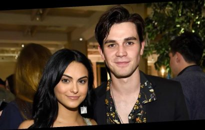 KJ Apa & Camila Mendes Reveal 'New Normal' for 'Riverdale' Make Outs